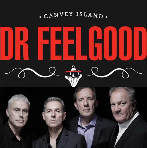 Belfast City Blues Festival Presents: Dr Feelgood @ The Black Box