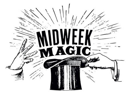 Midweek Magic @ The Green Room