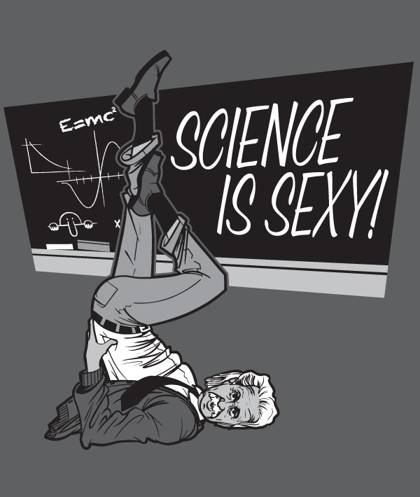 Sexy Science - A Faculty Lecture @ The Green Room