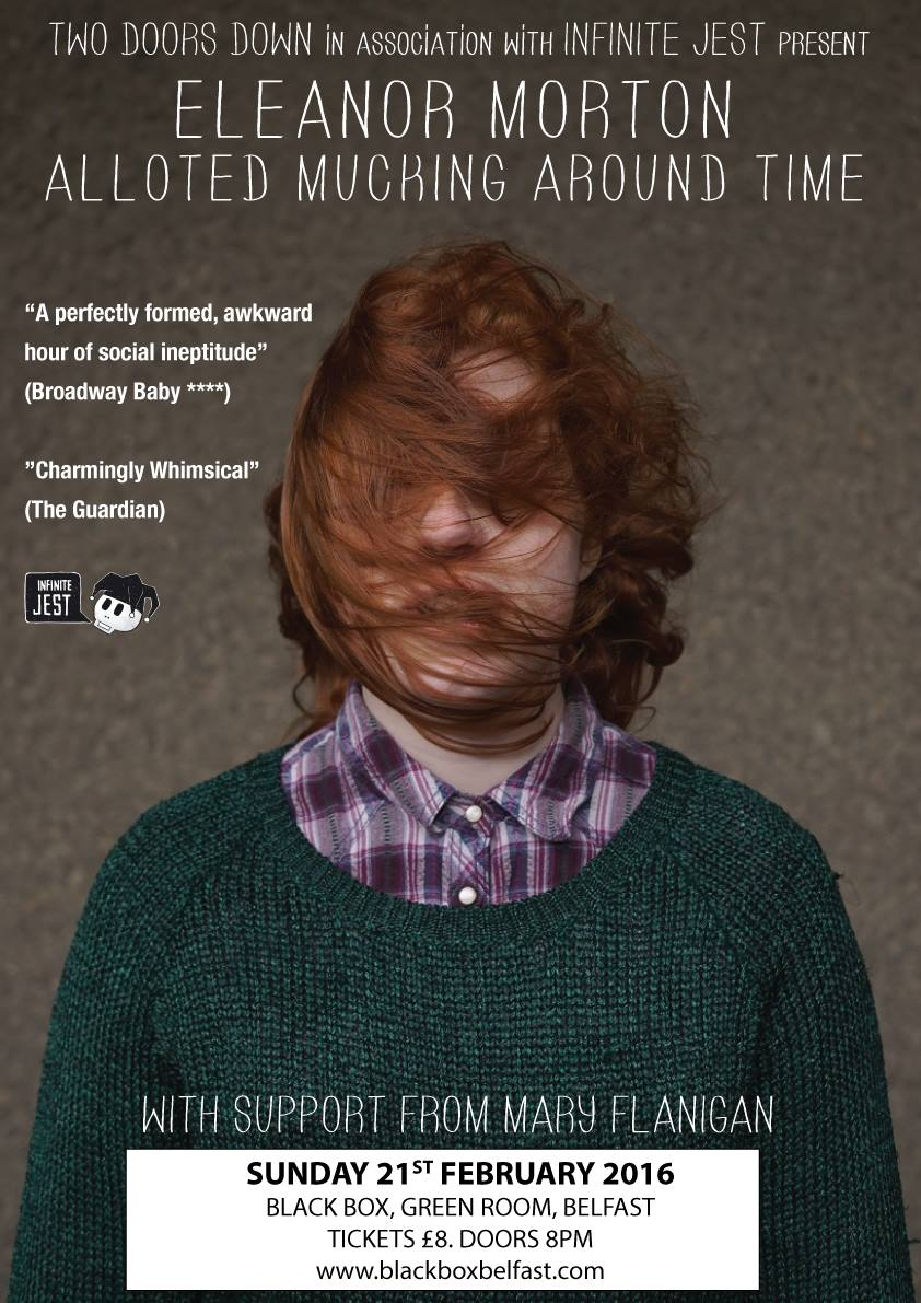 Eleanor Morton: Alloted Mucking Around Time @ The Green Room