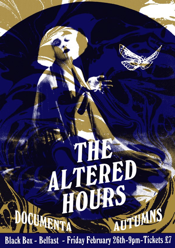 The Thin Air presents: Altered Hours, Documenta & Autumns @ The Black Box