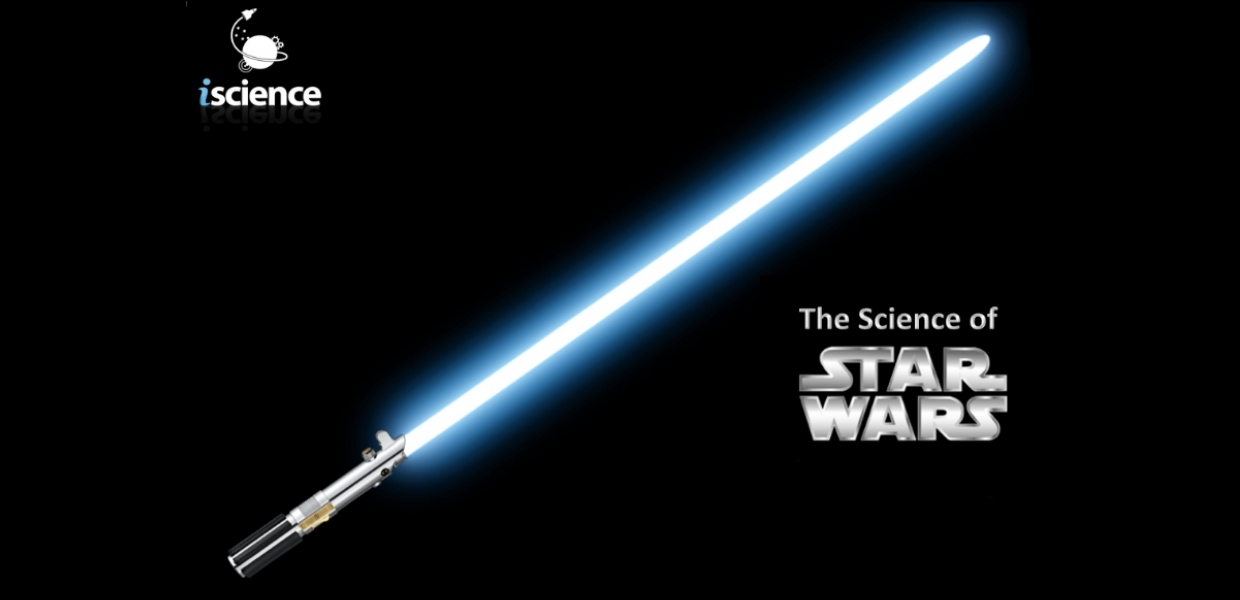 NI Science Festival - The Science of Star Wars (Afternoon Show) @ The Black Box