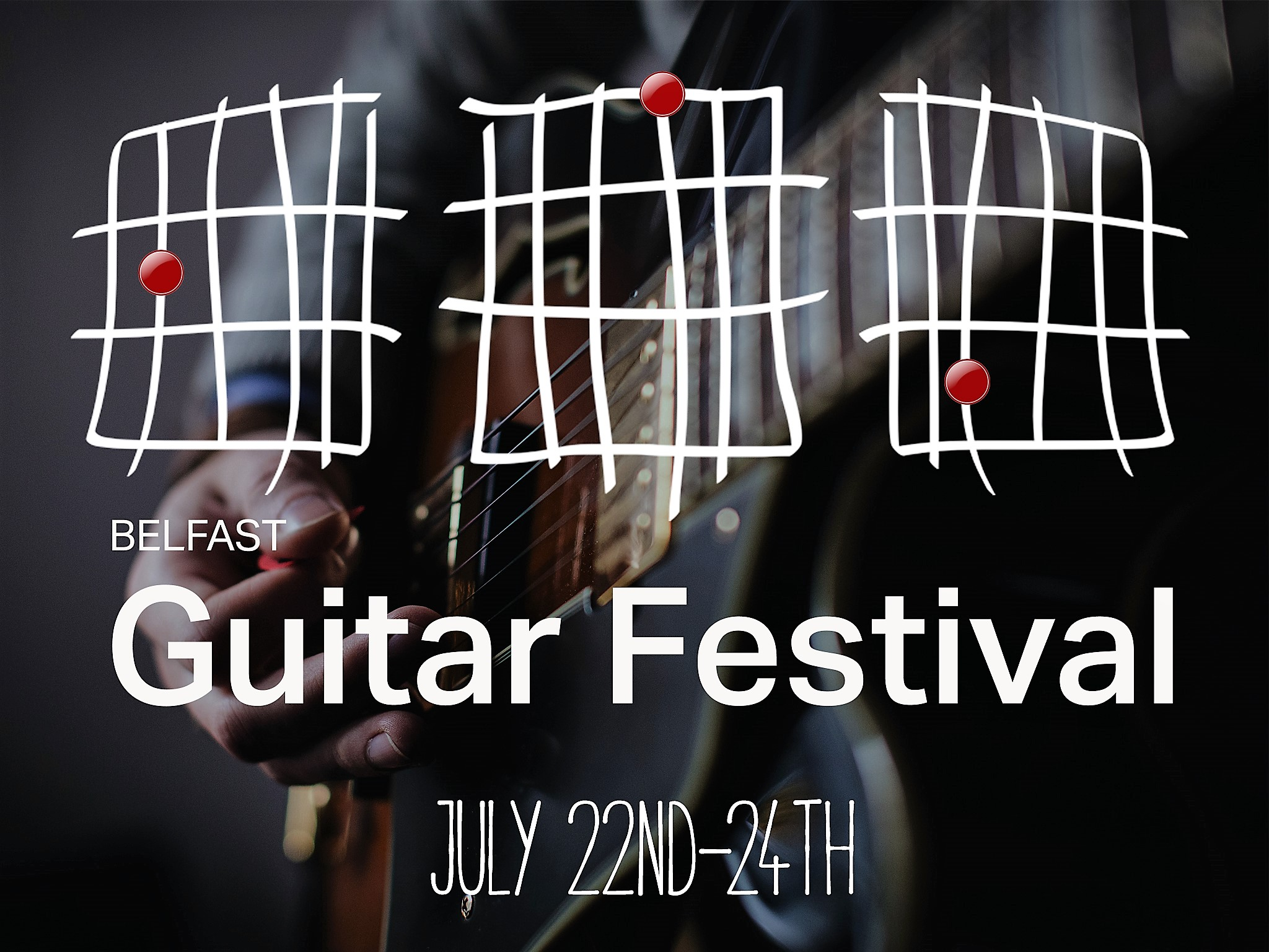 The 2016 Belfast Guitar Festival - Chris Woods Groove, Gary Lutton + Support @ The Black Box