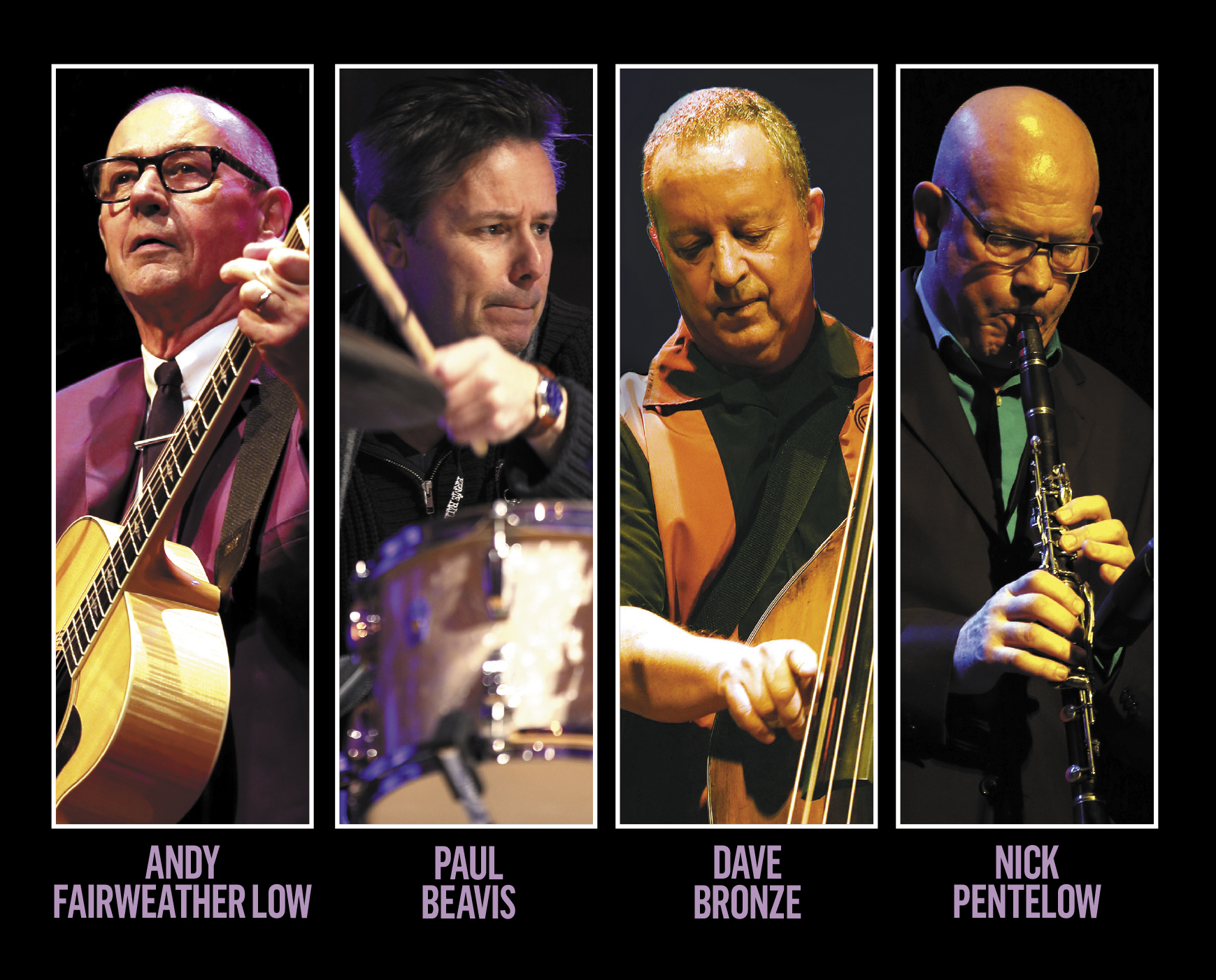 Woodstock Rhythm and Blues Festival - Andy Fairweather Low and the Low Riders @ The Black Box