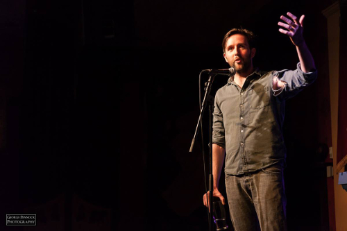 Comedy Lab - Ronan Linskey: He (The Live Recordings) @ The Green Room