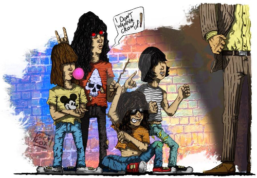 Ramones Tribute Night @ The Black Box