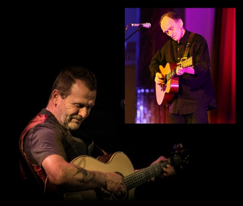 AN EVENING WITH MARTIN SIMPSON & MARTIN CARTHY LEGENDS OF THE UK FOLK SCENE @ The Black Box