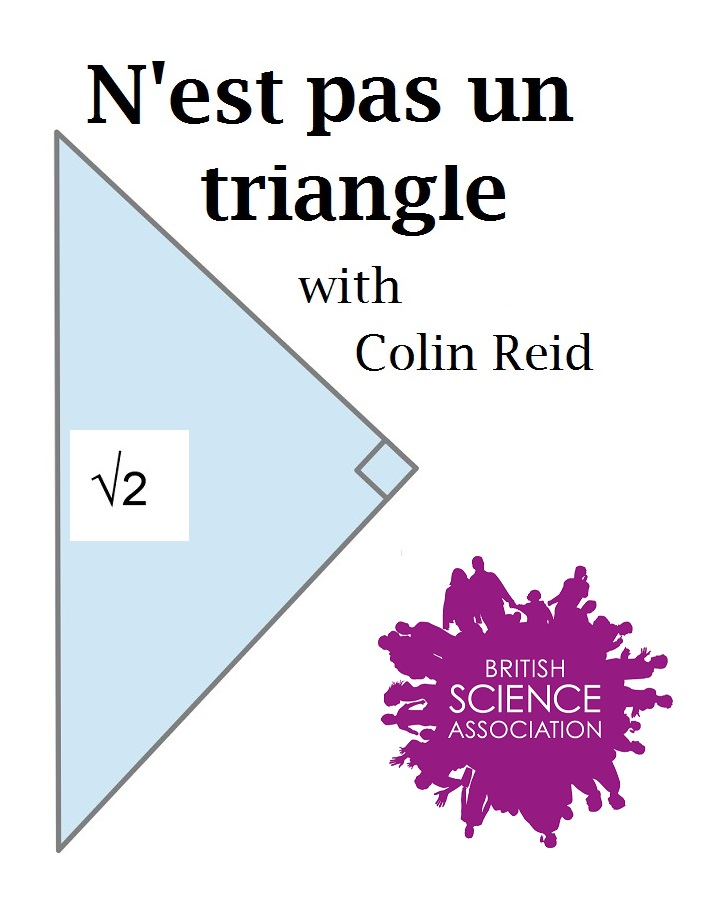 BELFAST SCIENCE CAFE: N'est pas un triangle @ The Green Room