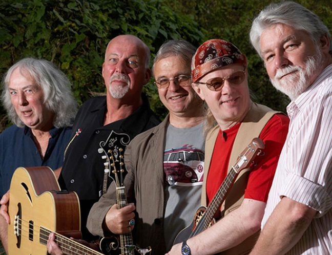 OUT TO LUNCH FESTIVAL 2017: FAIRPORT CONVENTION – 50TH ANNIVERSARY TOUR @ The Black Box