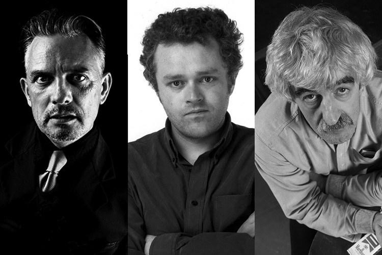 OUT TO LUNCH FESTIVAL 2017: FURTHER TED: MICHAEL REDMOND, JOE ROONEY, PATRICK MCDONNELL @ Black Box