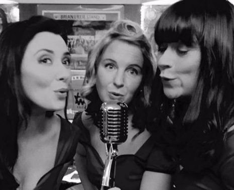 OUT TO LUNCH FESTIVAL 2017: THE SWING GALS @ Black Box