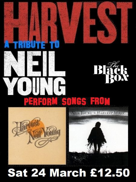 Harvest (a tribute to Neil Young) @ Black Box