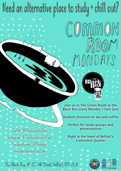 Common Room Mondays @ The Green Room
