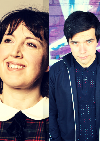 4 Eleanor Tiernan and Chris Kent