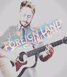 James Foreign Land - 220 x 250