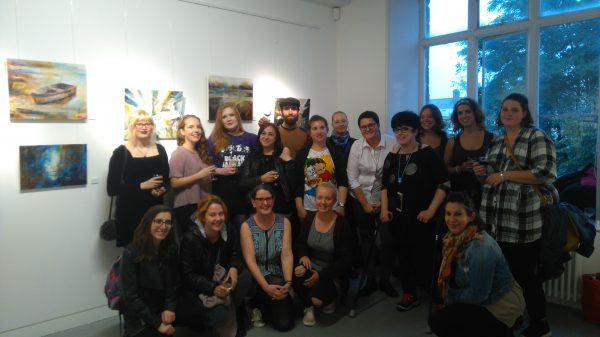 CULTURE NIGHT- EVS- EUROPEAN YOUTH PORTAL @ The Green Room