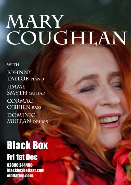 MARY COUGHLAN @ The Black Box
