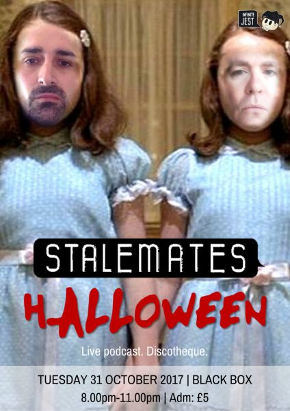 Stalemates Podcast: Halloween, LIVE! @ The Green Room