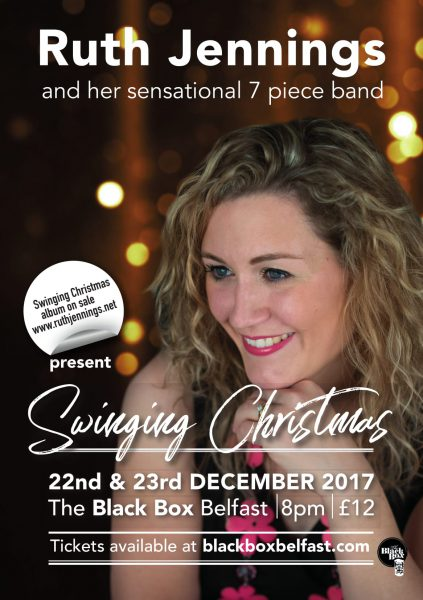 Ruth Jennings 'Swinging Christmas' CANCELLED @ The Black Box