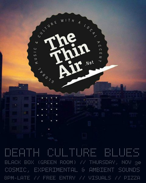 Death Culture Blues @ The Green Room