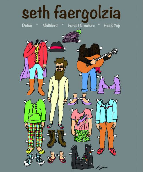 Seth Faergolzia @ The Green Room