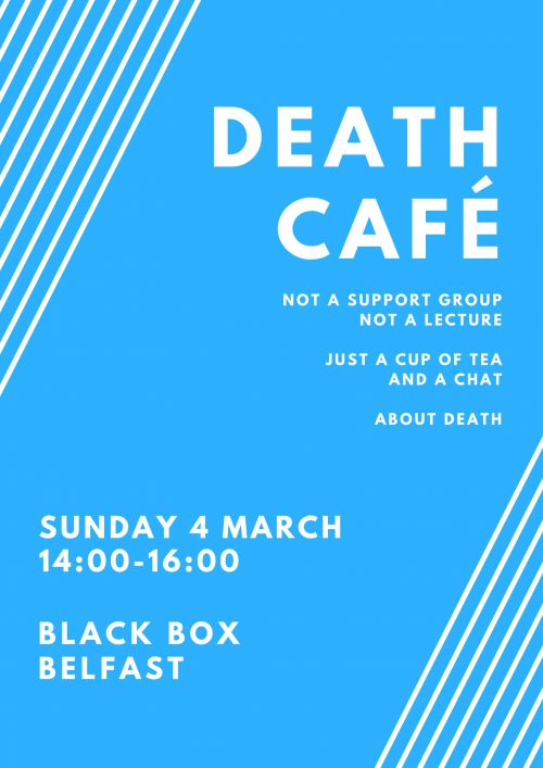 Death Cafe @ The Green Room