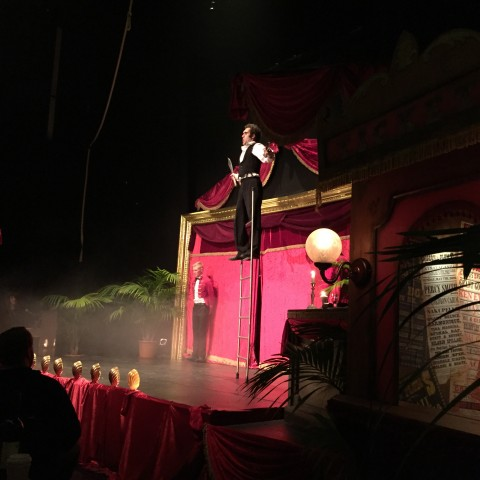 Belfast Children's Festival presents- Pigeon & Plum's Vaudeville Cabaret @ The Black Box