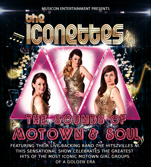 The Iconettes & The Hitzvilles @ The Black Box