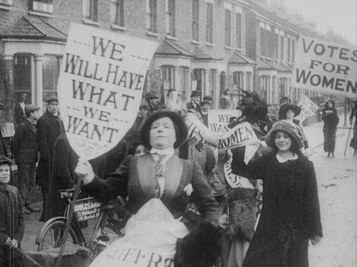 Rebel women: The Suffragette spirit 100 years on @ The Green Room