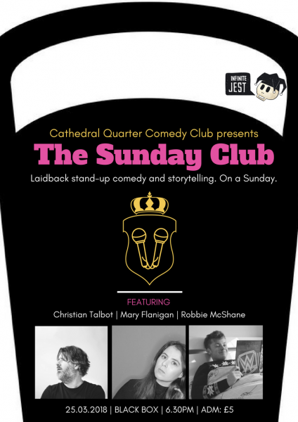 THE SUNDAY CLUB @ The Green Room