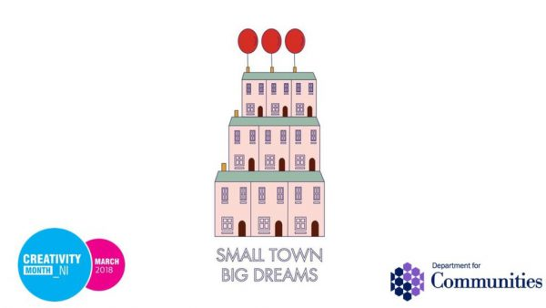 Small Town Big Dreams: Live Podcast @ The Green Room