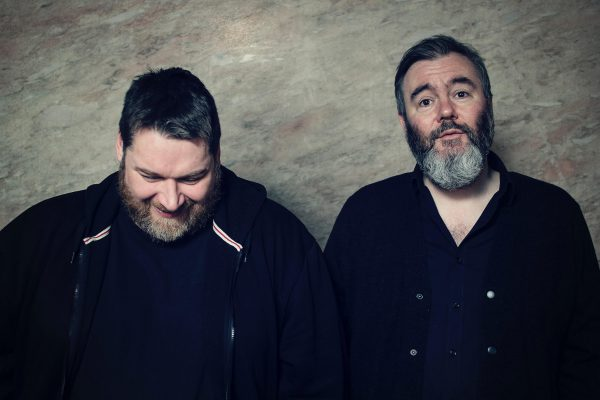 Strange Victory Presents  AIDAN MOFFAT & RM HUBBERT @ The Black Box