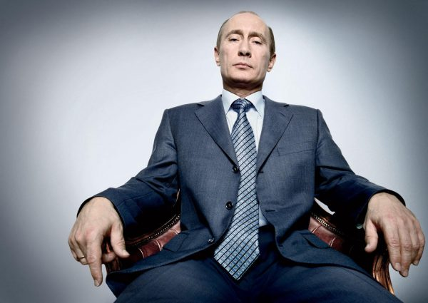 The strongman of the Kremlin - A Faculty Lecture @ The Green Room