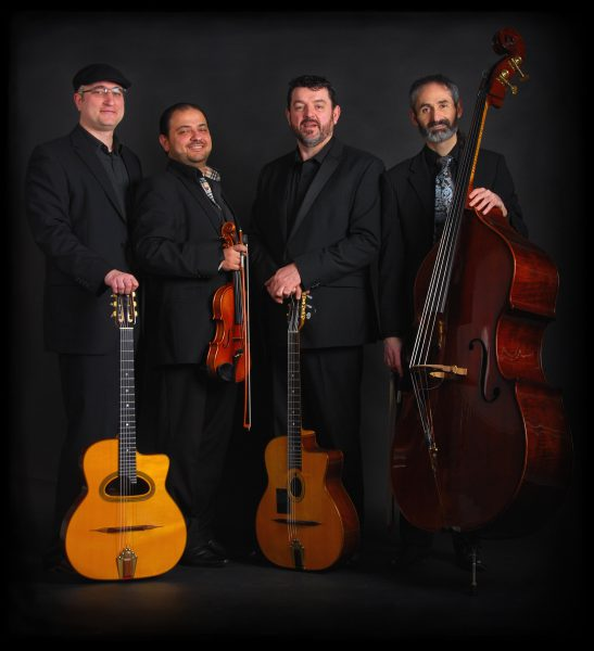 The Hot Strings Quartet @ The Black Box