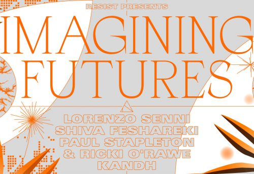 RESIST presents: 'Imagining Futures' Panel Talk @ The Black Box