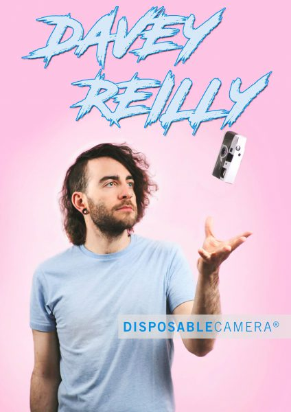 Comedy Lab: Davey Reilly: Disposable Camera @ The Green Room
