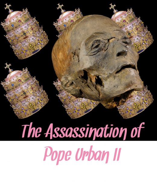 Comedy Lab: James Moran: The Assassination of Pope Urban II @ The Green Room