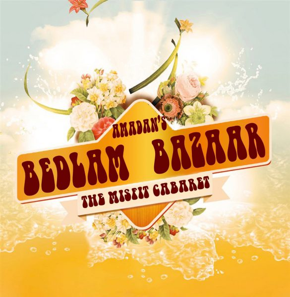 Comedy Lab:Bedlam Bazaar @ The Black Box