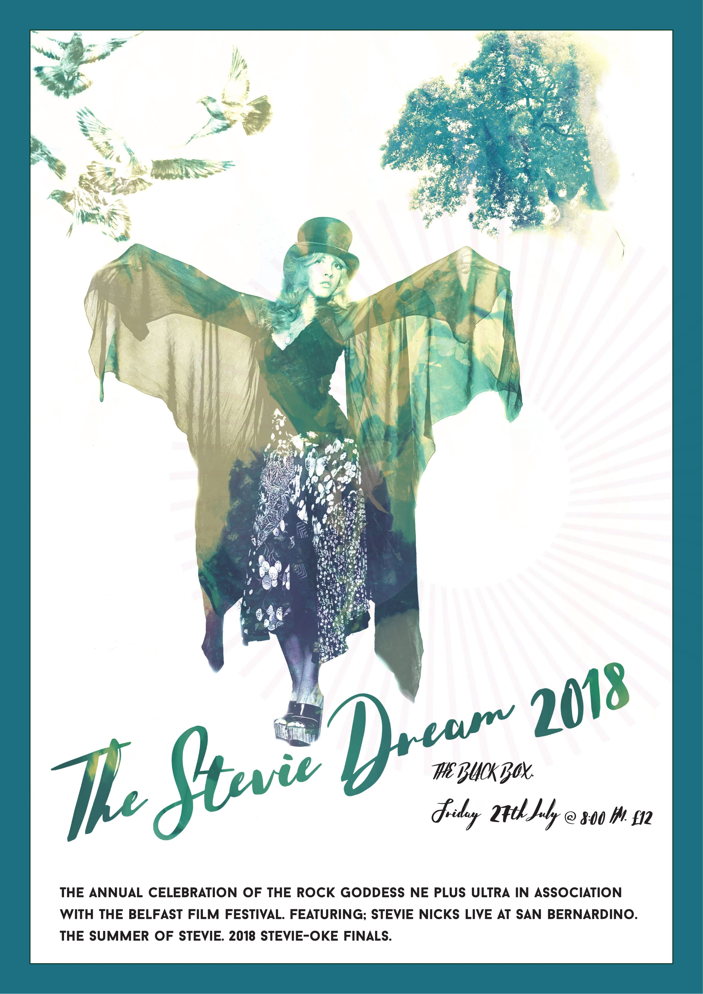 Stevie Dream 2018 @ The Black Box