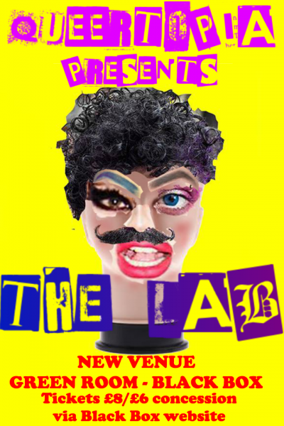 QUEERTOPIA PRESENTS: THE LAB @ The Green Room
