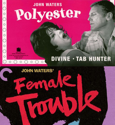 John Waters Double Bill Feat. Polyester & Female Trouble. @ The Black Box