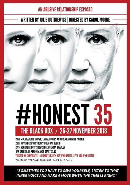 #HONEST 35 @ The Black Box