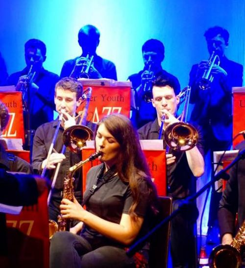 Ulster Youth Jazz Orchestra @ The Black Box
