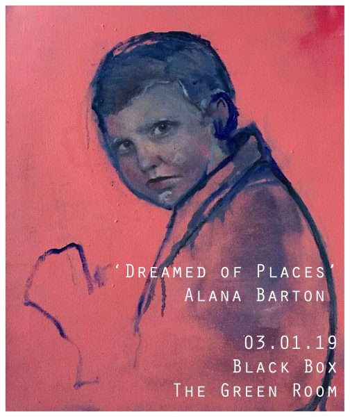 Exhibition-Alana Barton @ The Green Room