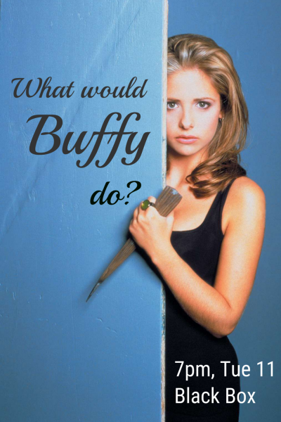 NIHRF-What would Buffy do? @ The Green Room