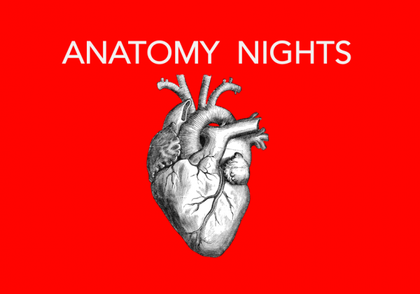 NISF-Anatomy Nights - Heart Dissection Live @ The Black Box