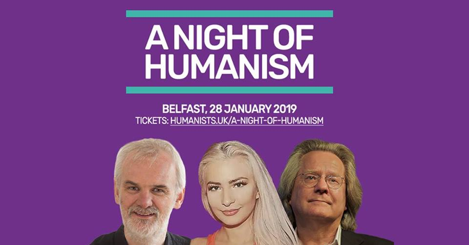 A Night of Humanism @ The Black Box