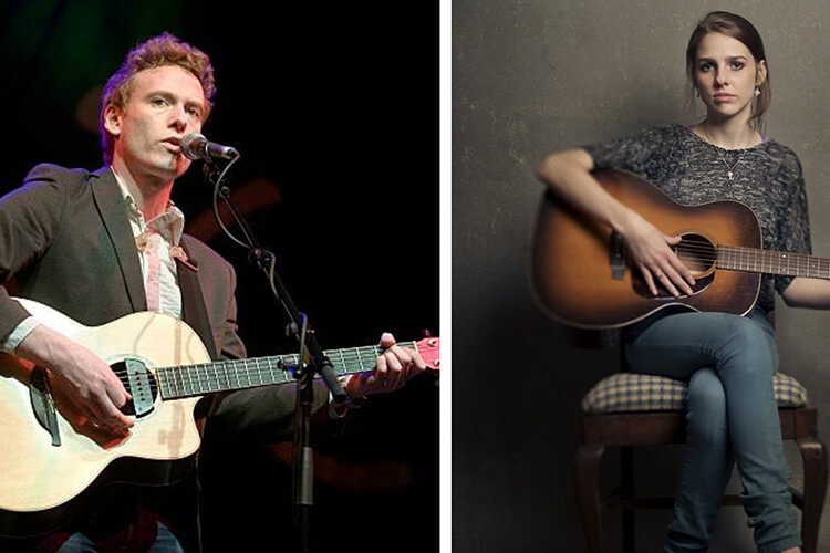 OTL-Teddy Thompson with support from Dori Freeman @ The Black Box