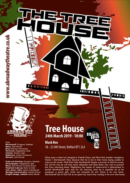 The Tree House - Abroad Way Theatre Play @ The Black Box
