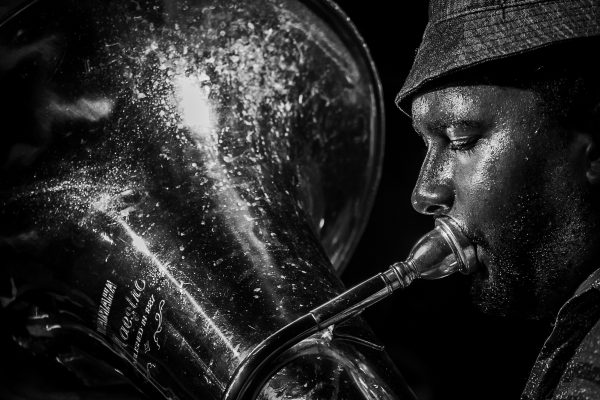 Exhibition- Faces of Jazz-Marcin Wilkowski @ The Green Room